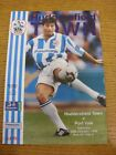 26/10/1996 Huddersfield Town v Port Vale  (Item In Good Condition)