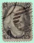 73 Early US Stamp Fancy Cancel Faults