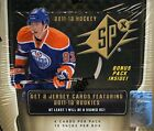 2011-12 UPPER DECK SPX HOCKEY FACTORY SEALED HOBBY BOX NEW