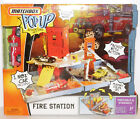 2006 FIRE STATION Pop Up Adventure Set Matchbox Retired NEW