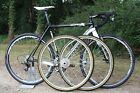 Cannondale Carbon CX bike Spare Mavic Tubular wheelset Rhino tubs CYCLOCROSS