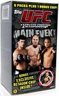 2010 Topps UFC Main Event Uncaged 4