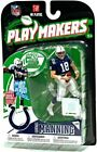NFL Indianapolis Colts Playmakers Series 1 Peyton Manning Action Figure