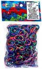 Rainbow Loom Assorted Tie Dye Rubber Bands Refill Pack 600 ct