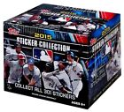 2015 MLB Sticker Collection Box