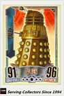2013 Topps Doctor Who Alien Attax Trading Card Game 39