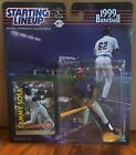 1999 Sammy Sosa Chicago Cubs Starting Lineup mint in pkg with BB card