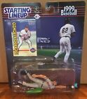 1999 Edgardo Alfonzo New York Mets Starting Lineup mint in pkg with BB card