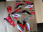 TEAM HONDA RACING  GRAPHICS  HONDA CRF450X  CRFX