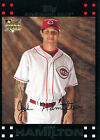 Josh Hamilton Cards, Rookie Card Checklist and Autographed Memorabilia Guide 9