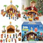 Fisher Price Little People Deluxe Nativity Scene Playset