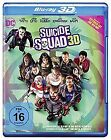 Suicide Squad  inkl. Blu-ray Extended Cut [3D Blu-ra... | DVD | Zustand sehr gut