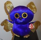 Ty Beanie Boos ~ COUNT the Halloween Bat (8-9 Inch ~ Medium Buddy Plush) NEW