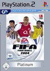 FIFA Football 2004 (Sony PlayStation 2, 2004, DVD-Box)