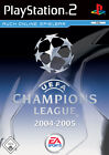 UEFA Champions League 2004/2005 (Sony PlayStation 2, 2005, DVD-Box)