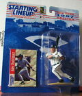 1997 Alex Rodriguez Seattle Mariners Extended Starting Lineup in pkg w/ BB Card