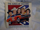 1982 THE DUKES OF HAZZARD LP,Catherine Bach,Sorrell Booke,Tom Wopat,James Best