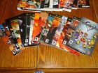 LOT OF PS2 PLASTATION 2 & XBOX 16 GAME BOOKS & 26 COVER ART INCERTS ONLY VIDEO