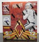 2017 PANINI FOOTBALL FB PHOENIX (17-18) HOBBY BOX - NEW SEALED