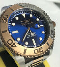 New Mens Invicta Cruiseline Two Tone 48mm Quartz Stainless Steel Watch