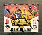 2017-18 Panini Contenders Basketball Factory Sealed Unopened Hobby Box
