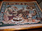 BOYDS BEARS Life is a Picnic Boyds Bears and Friends, Tapestry