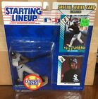 1993 Bo Jackson Chicago White Sox Extended Starting Lineup in pkg w/ BB Cards