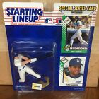 1993 Eric Karros Los Angeles Dodgers Rookie Starting Lineup in pkg w/ 2 BB Cards