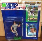 1993 Travis Fryman Detroit Tigers Rookie Starting Lineup in pkg w/ 2 BB Cards
