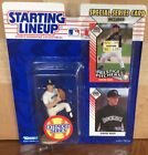 1993 David Nied Colorado Rockies Ext Rookie Starting Lineup in pkg w/ 2 BB Cards