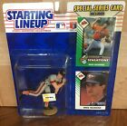 1993 Mike Mussina Baltimore Orioles Rookie Starting Lineup in pkg w/ 2 BB Cards
