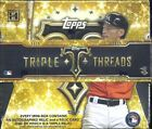 2015 Topps Triple Threads Factory Sealed Baseball Hobby Box Mike Trout AUTO ?