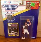 1991 Benito Santiago San Diego Padres Starting Lineup in pkg w/ BB Card