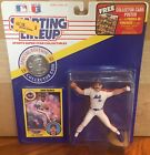 1991 John Franco New York Mets Starting Lineup in pkg w/ Baseball Card