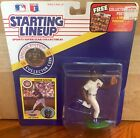 1991 Shawon Dunston Chicago Cubs Starting Lineup in pkg w/ Baseball Card