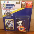1991 Tim Raines Chicago White Sox Ext. Starting Lineup in pkg w/ BB Card