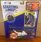 1991 Bo Jackson Chicago White Sox Ext. Starting Lineup in pkg w/ BB Card