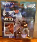 2000 Cal Ripken Jr Baltimore Orioles Ext Starting Lineup in pkg w/ Baseball Card