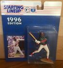 1996 Eddie Murray Cleveland Indians Starting Lineup in pkg w/ Baseball Card
