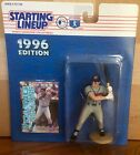1996 Jim Thome Cleveland Indians Rookie Starting Lineup in pkg w/ Baseball Card