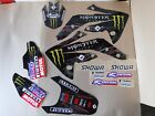 TEAM HONDA RACING GRAPHICS HONDA   CRF150R CRF150RL CRF150RB  black