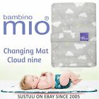 Bambino Mio Changing Mat│For Kid's changing Nappy│Indoor/Outdoor│Cloud Nine│