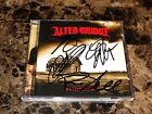 Alter Bridge Rare Signed CD Fortress Mark Tremonti Myles Kennedy Slash Creed COA