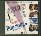 PERFECT CD COLLECTION POP SONGS FROM 70S 1988 Hollies Dr Hook Don Mclean Shirts