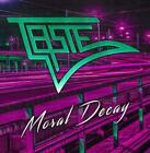 TASTE (IRELAND) - MORAL DECAY USED - VERY GOOD CD