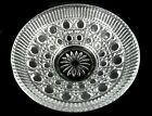Wexford Anchor Hocking Clear Glass Serving Crystal Bowl Decorative Vintage