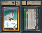 2010 Bowman Stephen Strasburg Red Auto Sells For $19,975 3