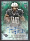 2014 Topps Inception Football Rookie Autographs Gallery, Guide 56
