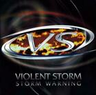 VIOLENT STORM - STORM WARNING * USED - VERY GOOD CD