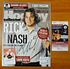 Rick Nash Cards, Rookie Cards and Autographed Memorabilia Guide 68